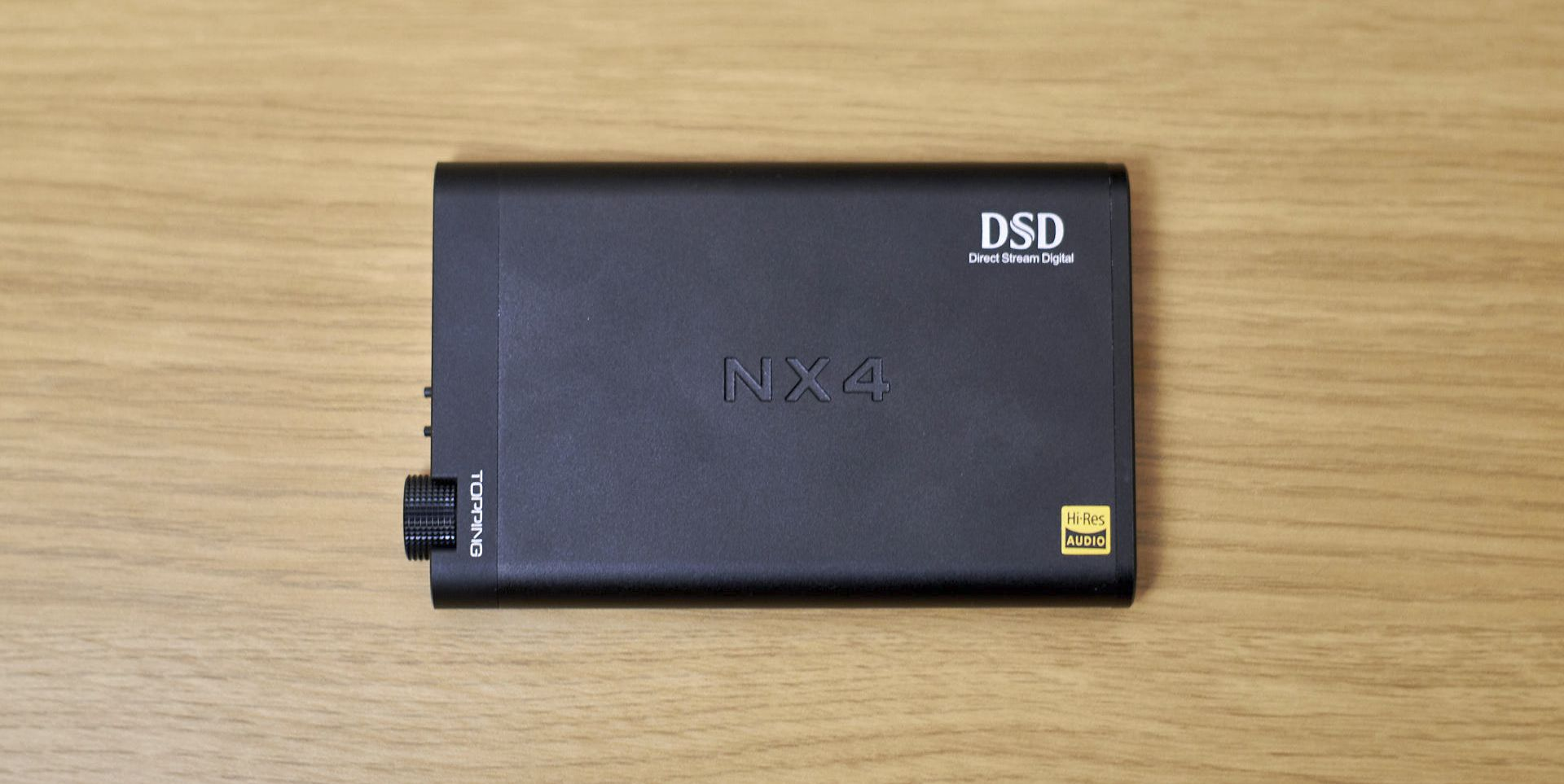 Topping NX4 DSD review – a portable DAC/Headphone Amp