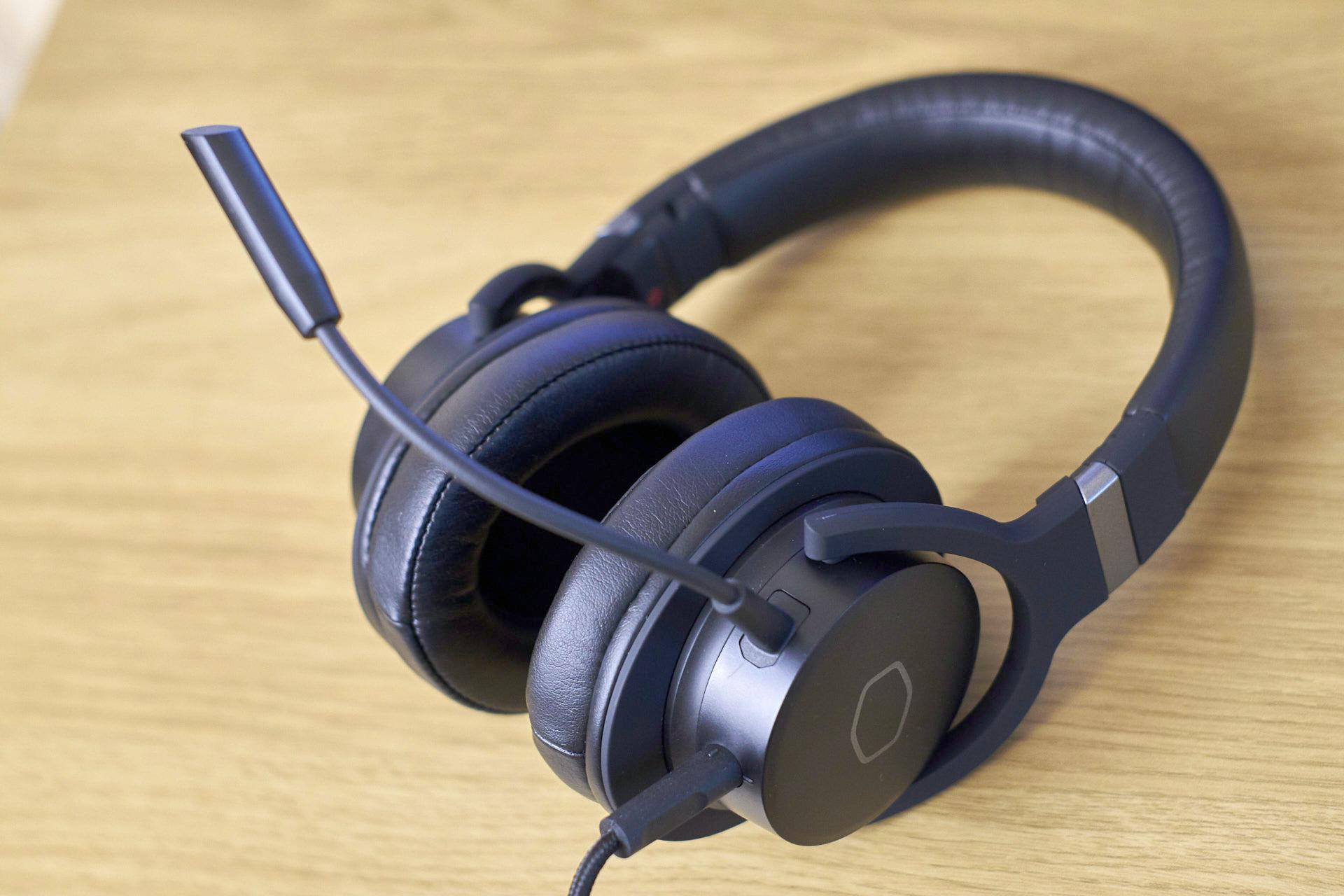 Cooler Master MH751 – are they good for music too?