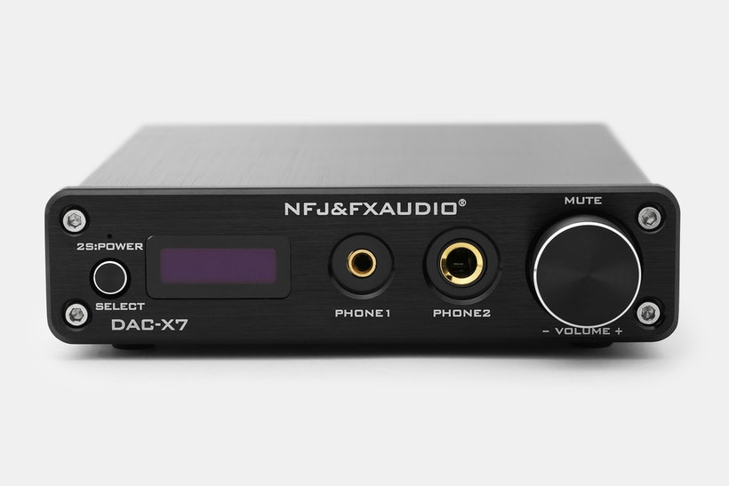 FX-Audio DAC-X7 review