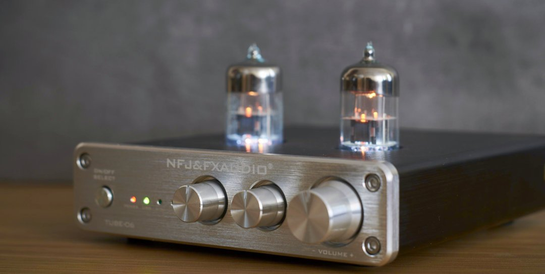 FX-AUDIO TUBE 06 – preamp that won't empty your pockets