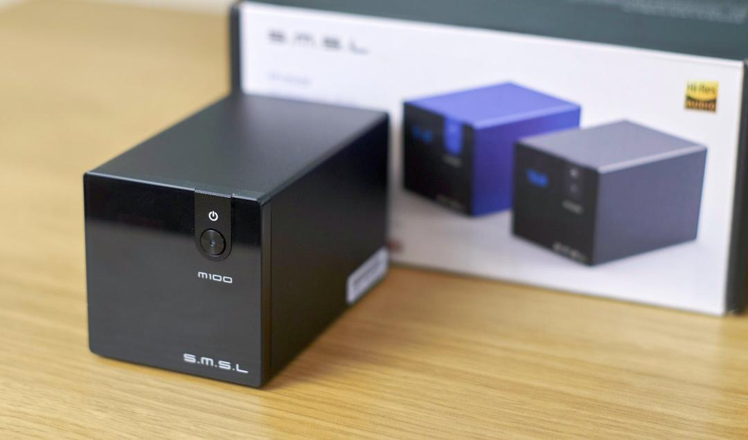 SMSL M100 review – small DAC that could