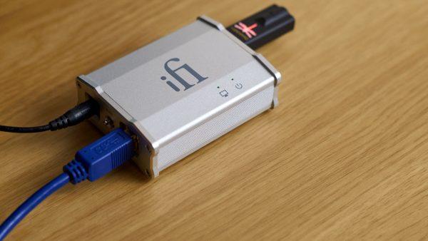 iFi nano iUSB3.0 – a skillful USB regenerator