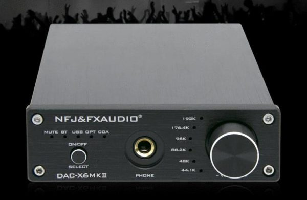 FX-Audio DAC-X6 MKII review – Is This A New Budget King?