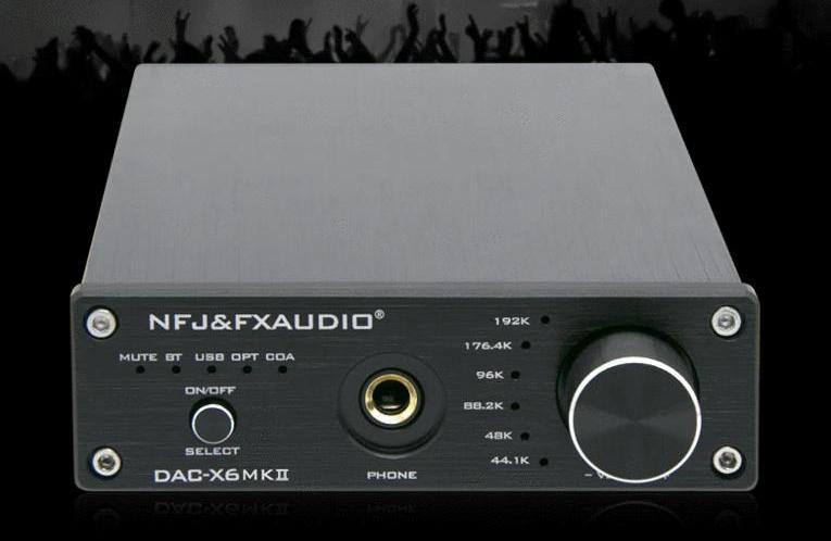 FX Audio DAC X6 MKII