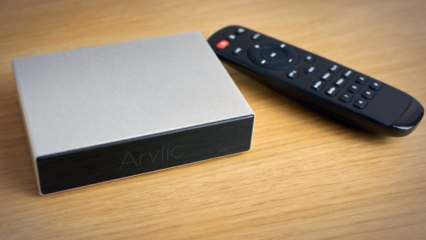 Arylic A30 – an all in one streamer and amplifier