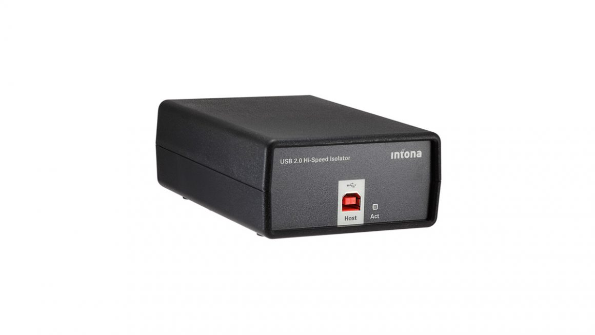 Intona Hi-Speed Isolator