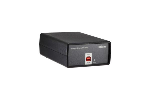 Intona USB 2.0 Hi-Speed Isolator (Industrial Version) – impressions