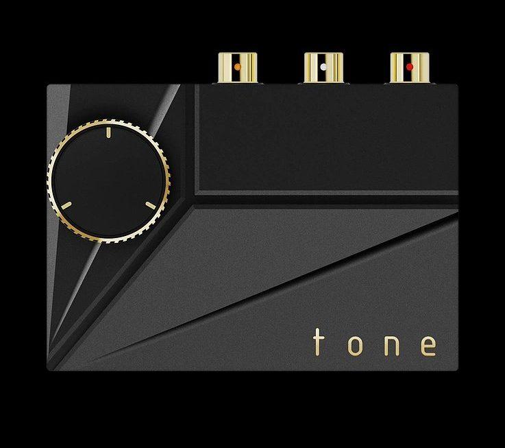 Khadas Tone2 Pro upper side