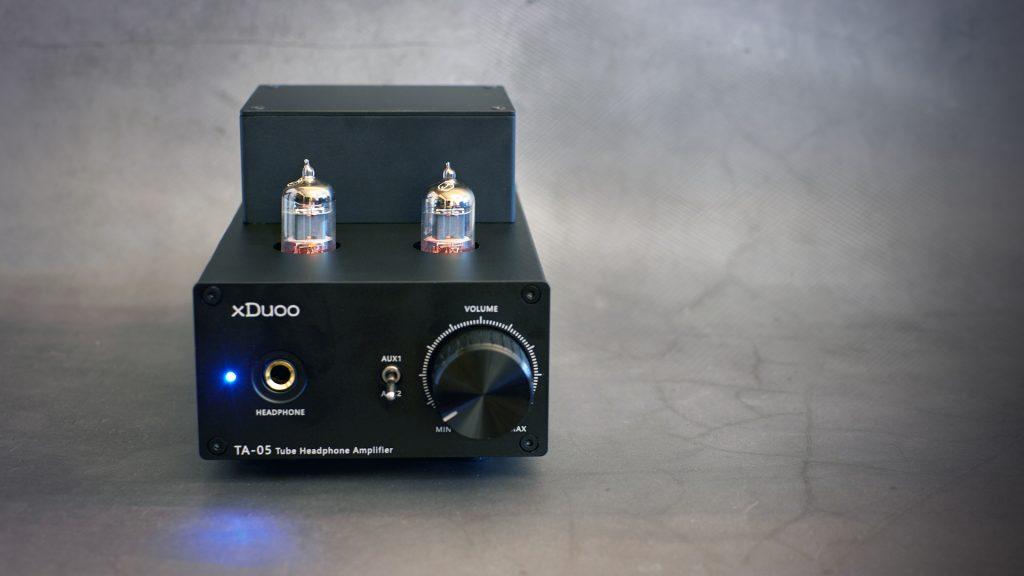 xDuoo TA-05 front black