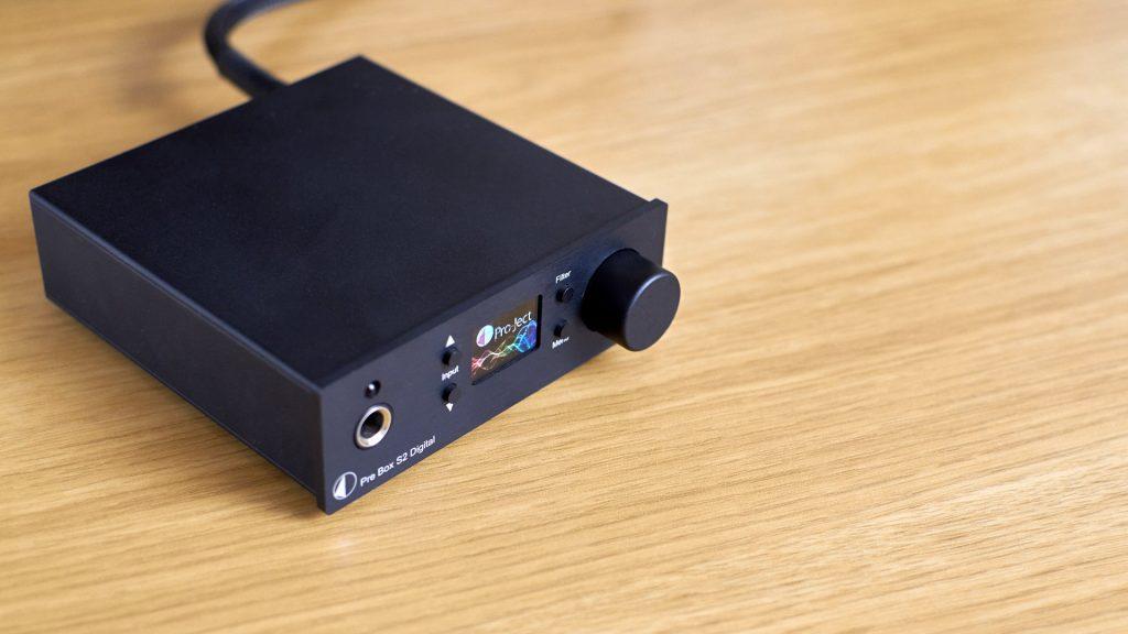 ProJect Pre Box S2 Digital profile