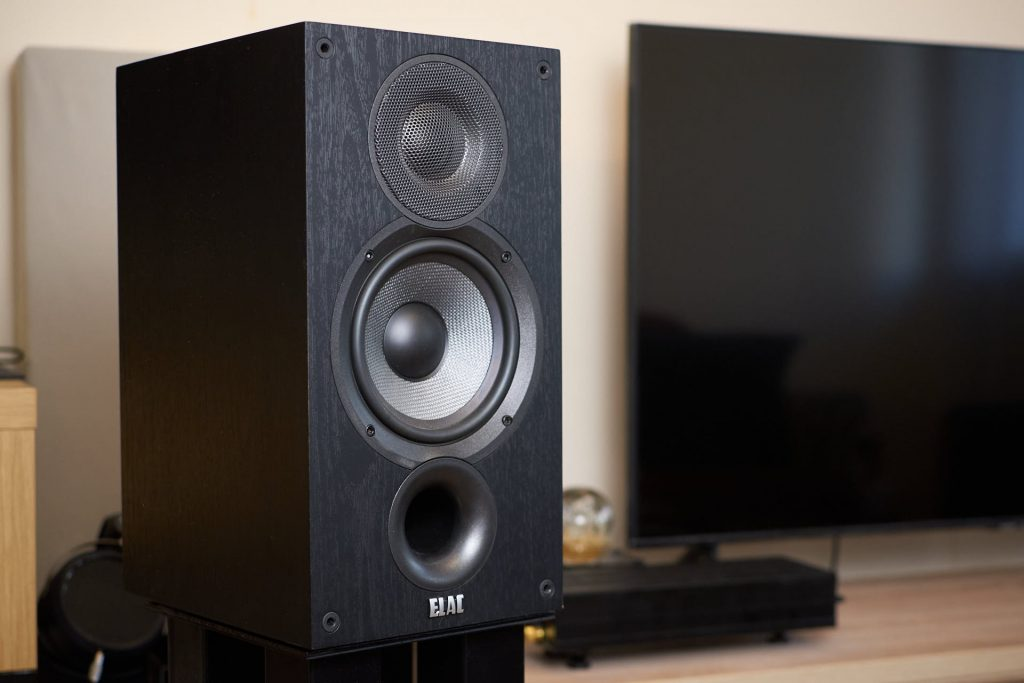 ELAC Debut 2.0 B5.2 front second
