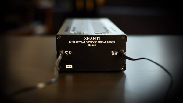 Allo Shanti – A Linear Power Supply Your DAC and Streamer Deserve