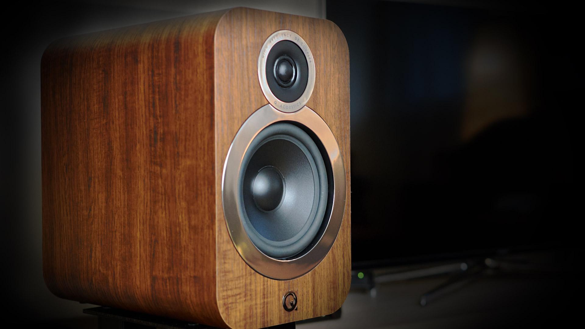 Q Acoustics 3030i main
