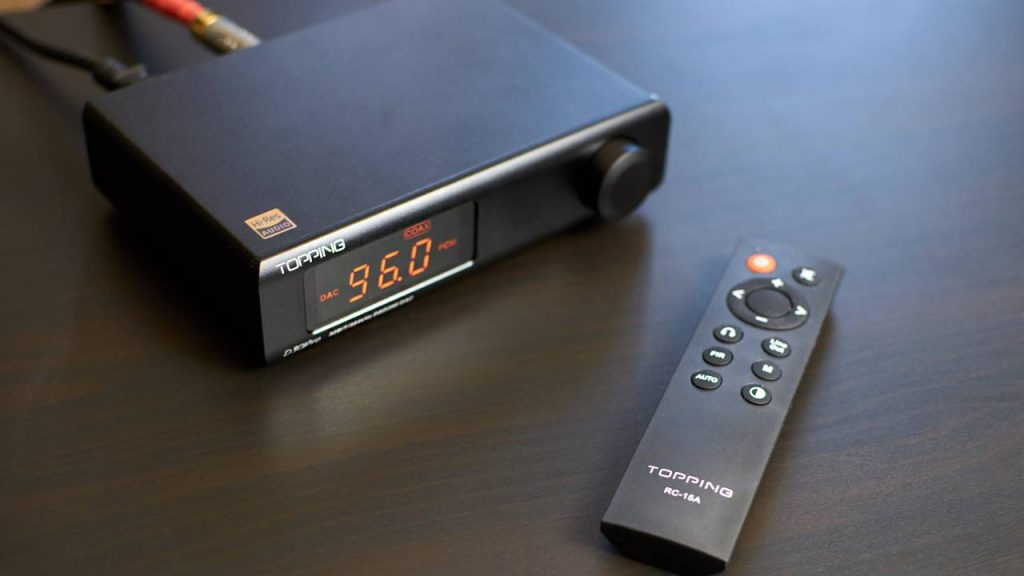 Topping D30 Pro Remote