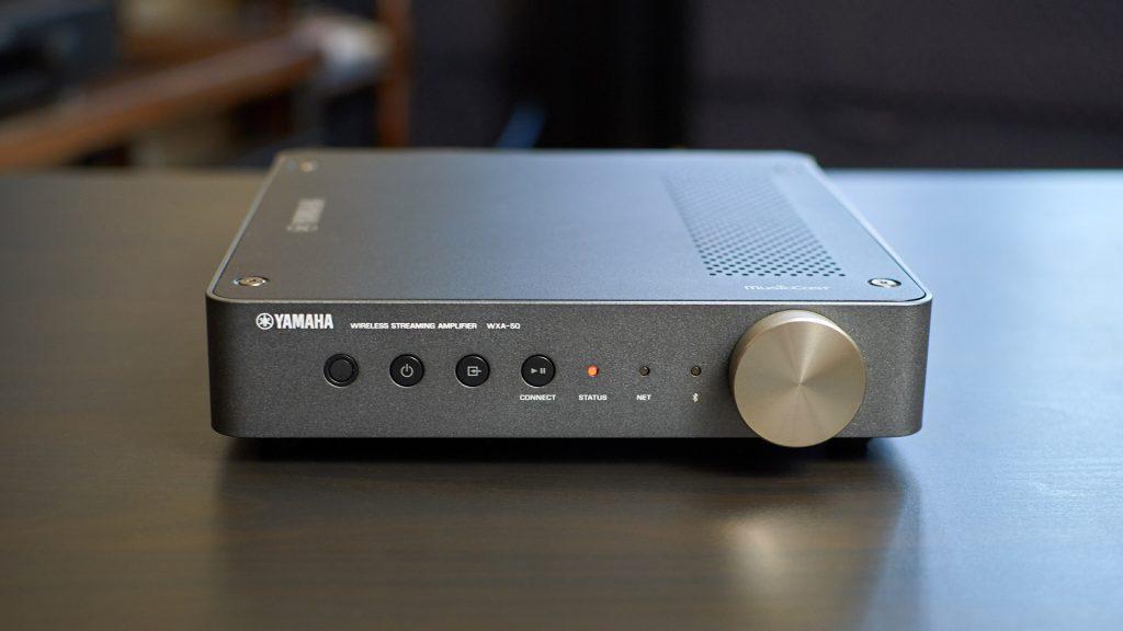Yamaha WXA-50 front panel