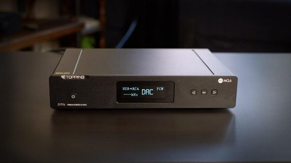 Topping D70s DAC – One of the Brand's Brightest Jewels