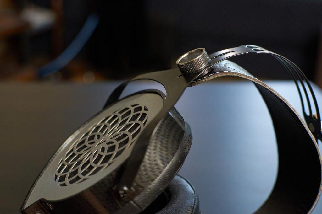 Verum 1 adjustment knob