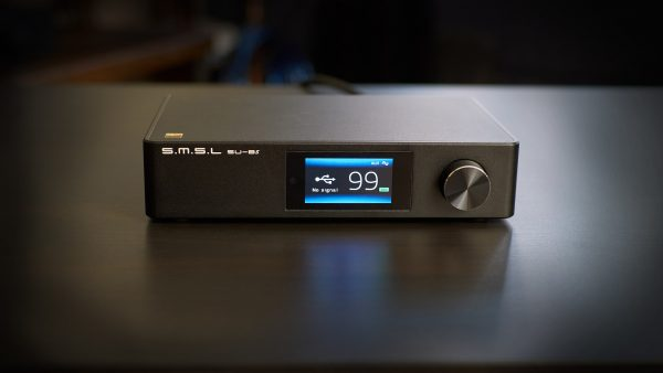 SMSL SU-8s DAC Review – Strong Midrange Performer